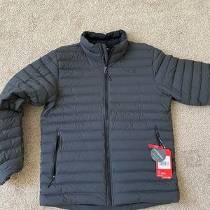The Northface acunda Mens Jacket Large